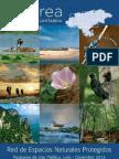 Red de Espacios Naturales Protegidos 2012