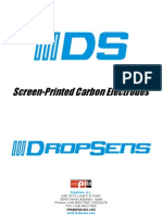 Screen-Printed Carbon Electrodes
