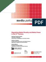 Policy Brief 7 Media Pluralism