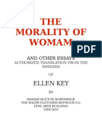 The Morality of Woman - Ellen Key