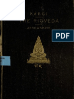 Kaegi - Rig-Veda the Oldest Literature of the Indians (1886)
