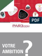 Présentation PAR3 COM, agence de communication média & digitale
