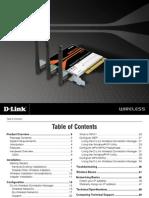 D-Link DWA-547 A1 Manual 1