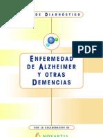 Kit de Diagnostico Para Alzheimer y Otras Demencias