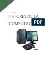 Historia Computacion