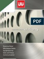 SAF CFIP Products brochure ETSI edition