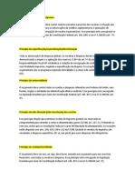 PRINCIPIOS ORÇAMENTÁRIOS