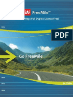 SAF Tehnika FreeMile 17/24 GHz