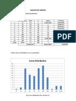 Analisis de Arenas