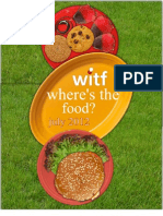 Witf Cookbook