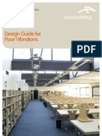 Design Guide for Floor Vibrations