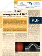Assessment and Management of Amd