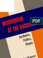 Modernism at the Barricades