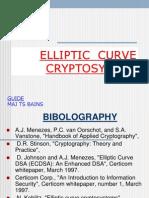 Elliptic Curve Lrp