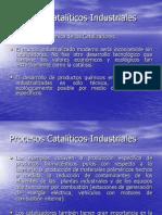 Catalizadores Industriales V0