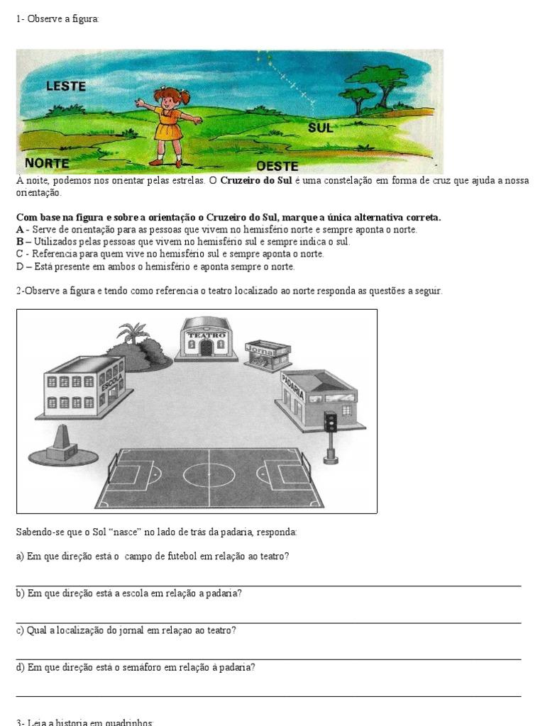Exercicios de Geografia- 6 Ano Audiobooks