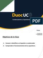 clase n° 12 (Condensador)