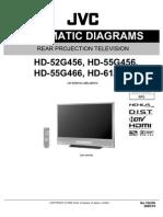 HD61Z456 Schematics