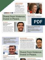 JVP Christian Voices Flyer