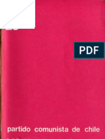 Boletín del Exterior Partido Comunista de Chile Nº20