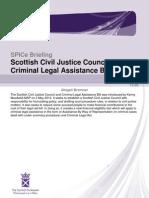 SB 12/36 Scottish Civil Justice Council and Criminal Legal Assistance Bill (634KB pdf).pdf