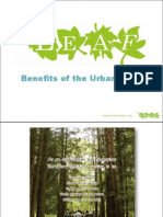 Benefits of the Urban Forest - Amanda Gomm and Jessica Piskorowski, LEAF
