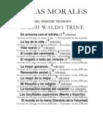 Trine Ralph Waldo - Las Facultades Superiores