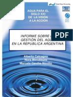 95 S6 - Gestion Del Agua en Argentina1