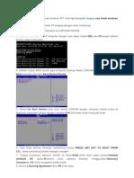 Cara Install Ulang Xp Sp 2