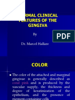 2 Normal Clinical Features of the Gingiva