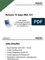 Apps DBA