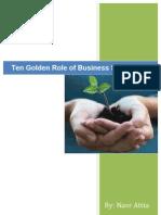 Business Sustainability by. Nasr Attia