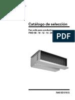 Catalogo de Seleccion Fancoil