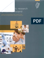 IP Implementation Group Report 2012 - Putting Public Research to Work for Ireland