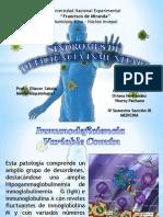 deficiencia inmunitaria