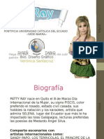 CD Patty Ray