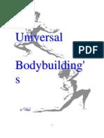 good  universal bodybuilding - 12 week body shaping program bodybuilding
