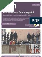 La tortura en el estado español. Informe anual 2011