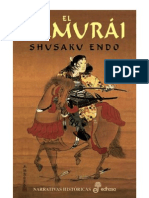 El Samurai Shusaku Endo