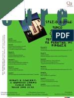 Cure Spazio Estate 2012
