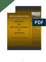Historia Del Protestantismo en Asturias