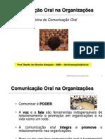 Comunicação Oral na Organizações