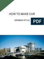 How to Make Car