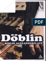 Berlin Alexanderplatz - Alfred Doblin