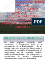 Areas Nat Protegidas
