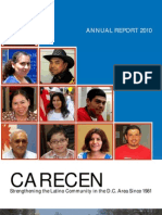 CARECEN Annual Report 2010