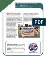 CARECEN Annual Report 2003