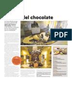 Salon Cacao y Chocolate Peru