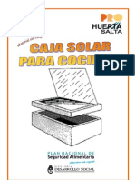 Cocina Solar - InTA