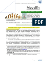 Medellin Competitividad Productividad